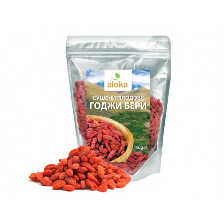 Сушени плодове годжи бери - 250 гр.