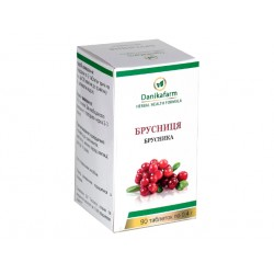 Листа от червена боровинка, Грийнсет, 90 таблетки