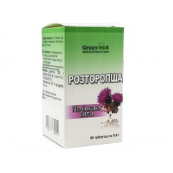 Бял трън - семена, Грийнсет, 90 таблетки