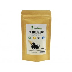 Black seeds, pure, raw, Zdravnitza, 100 g