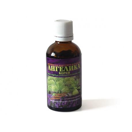 Angelica, vacuum plant extract, Bilkaria, 50 ml