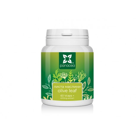 Olive leaf, Panacea, 60 Vcaps