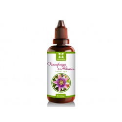 Passiflora and Jasmin, herbal tincture, Panacea, 100 ml