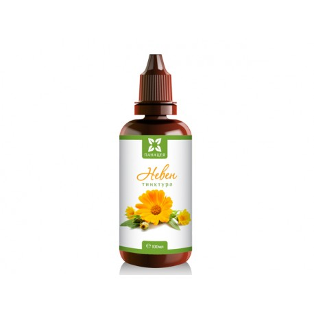 Calendula, herbal tincture, Panacea, 100 ml