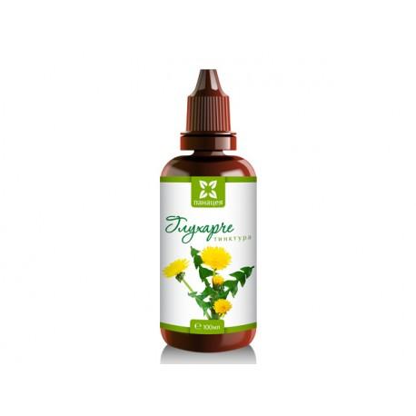 Dandelion - root, herbal tincture, Panacea, 100 ml