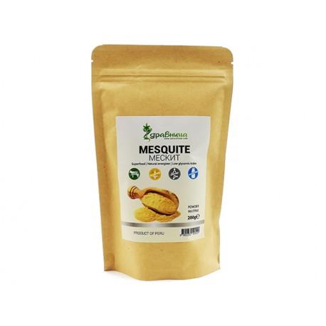 Mesquite powder, pure, Zdravnitza, 200 g