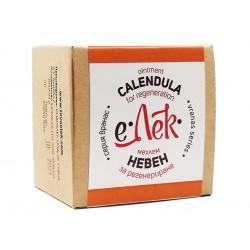 Calendula oinment, skin regeneration, eLek, 20/40 ml