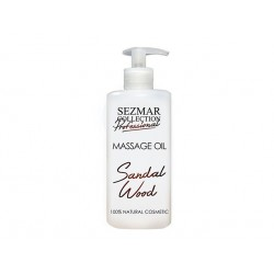 Sandal Wood Massage Oil, professional, Sezmar, 500 ml