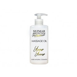 Ylang Ylang Massage Oil, professional, Sezmar, 500 ml