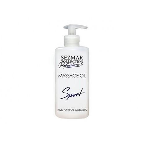 Масажно олио - Спорт, професионална серия, Сезмар, 500 мл.