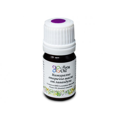 Lavender, natural essential oil, Maira, 5 ml