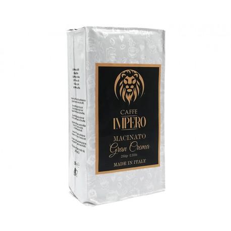 Caffe Impero, Gran Crema, macinato, 250 g
