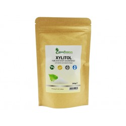 Xylitol, natural birch sugar, Zdravnitza, 200 g
