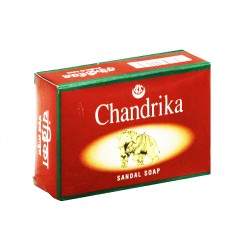 Sandal soap, Chandrika, 75 g
