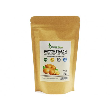 Potato stach, powder, Zdravnitza, 200 g