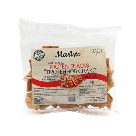 Protein snack - pizza, Maristo, 60 g