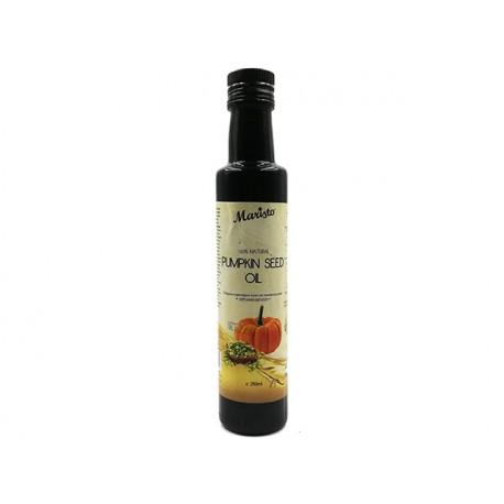 Pumpkin seed oil, unrefined, Maristo, 250 ml