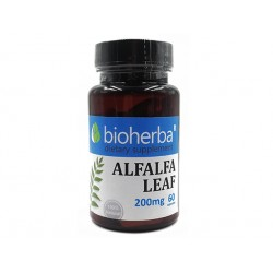 Alfalfa Leaf, Bioherba, 60 capsules