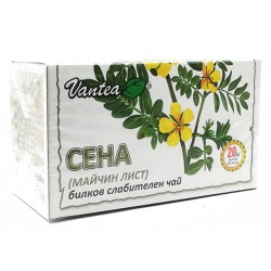 Senna, herbal laxative tea, Vantea, 20 filter bags