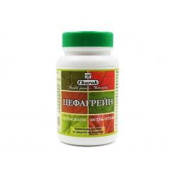 Cephagraine, migraine and sinusitis, Charak, 100 tablets