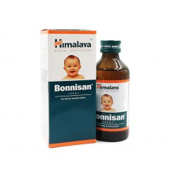 Боннисан, сироп за колики и газове при бебета, Хималая, 120 мл.