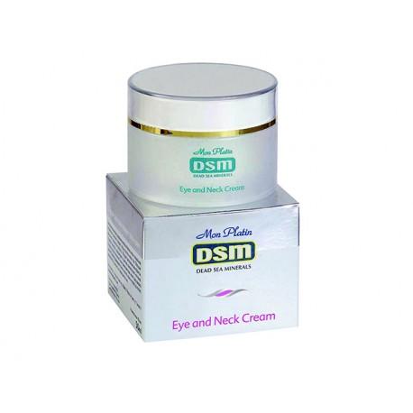 Крем за околоочен контур и шия, DSM, 50 ml