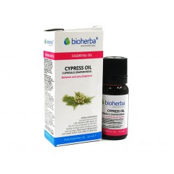 Cypress, essential oil, Bioherba, 10 ml