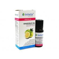 Grapefruit, essential oil, Bioherba, 10 ml
