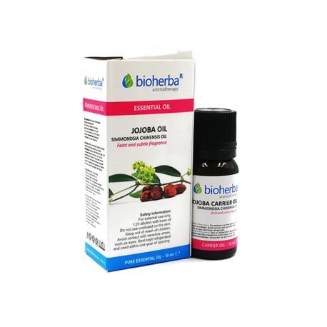 Jojoba, essential oil, Bioherba, 10 ml