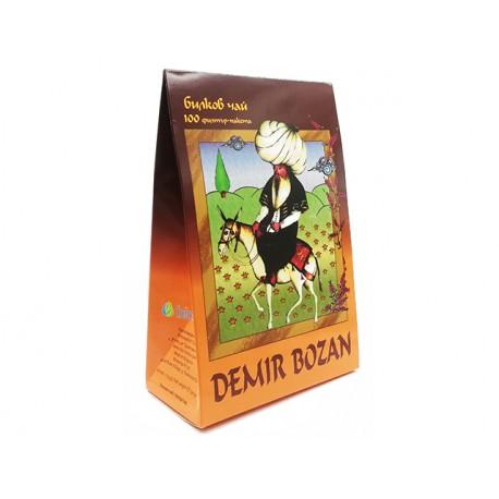 Демир Бозан (Demir Bozan), билков чай, Биохерба, 100 филт. пакетчета