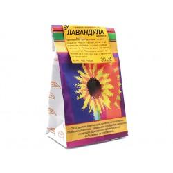 Лавандула, изсушен цвят, Билкария, 30 гр.