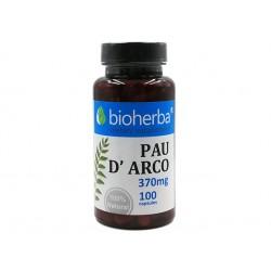 Pau Darco (Lapacho), Bioherba, 100 capsules