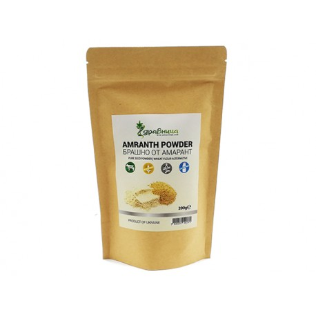 Amaranth seed powder, Zdravnitza, 200 g