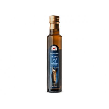 Sesame seed oil, cold pressed, Vitalia, 250 ml