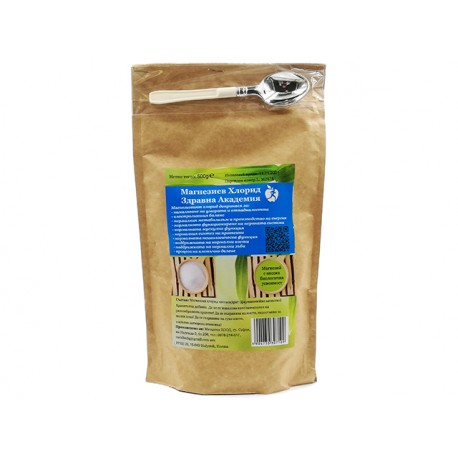 Magnesium chloride, dieatry supplement, 500 g