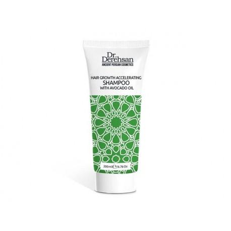 Hair growth acceleratinh shampoo, Dr. Derehsan, 200 ml