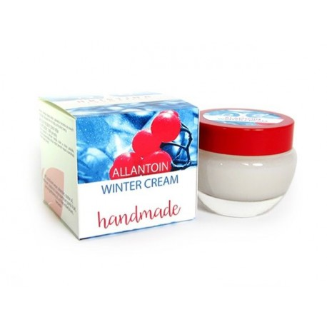 Alantoin winter cream, handmade, Hristina, 50 ml