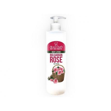 Body lotion - Bulgarian rose, Stani Chef's, 250 ml