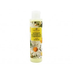 Intimate shower gel with chamomile, Hristina, 125 ml