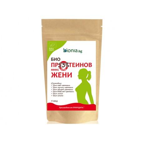BIO Women protein mix, Bionia, 200 g