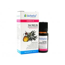 Tea Tree, essential oil, Bioherba, 10 ml