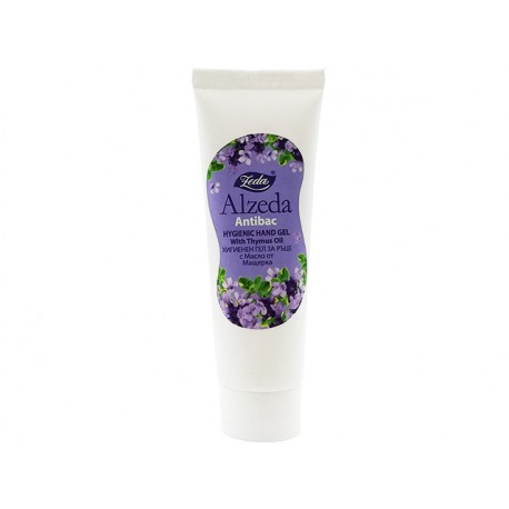 Hygienic Hand Gel with thyme oil, Alzeda, 50 ml