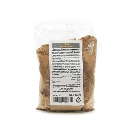 Брашно от орехови ядки, Албо, 250 гр.