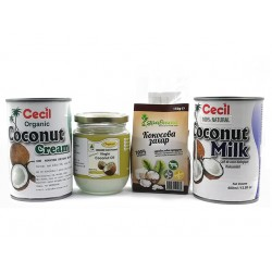 Coconut - Healthy package