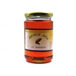 Bulgarian Pine cones honey, natural, 450 g