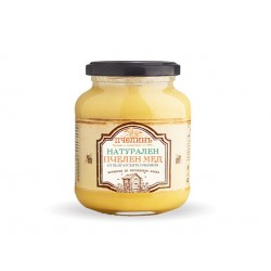 Natural Bulgarian Herbal Honey, Pchelin, 450 g