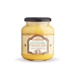 НАтурален пчелен мед - Полифлорен, Пчелинь, 450 гр.