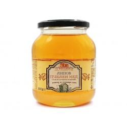 Липов пчелен мед, Пчелинь, 900 гр.