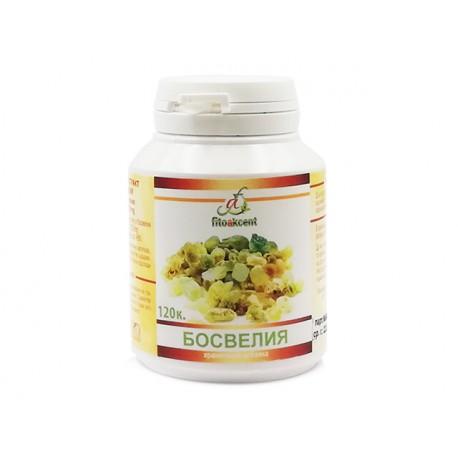 Boswellia, extract, FitoAkcent, 120 capsules