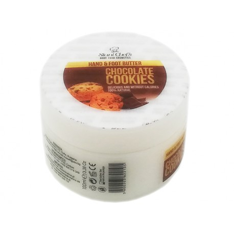 Hand & Foot Butter - chocoalte cookies, Stani Chef's, 100 ml